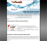 Arnetts Plumbing - Noritz Tankless Water Heaters